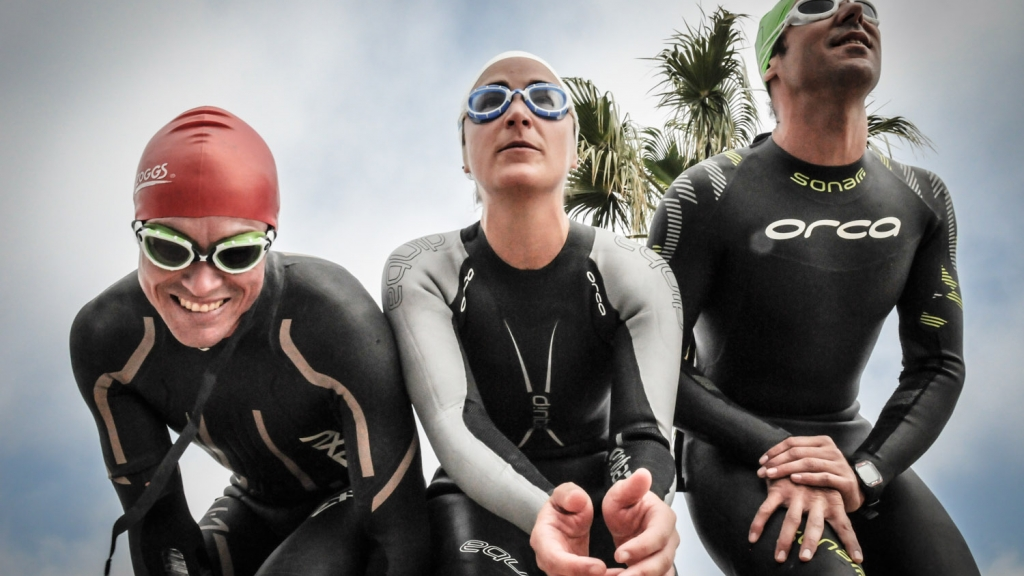 Staff tips for triathlon training