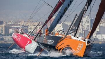 In-Port Race Alicante