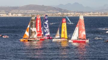 Leg 2 - Start Cape Town