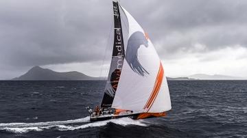 Leg 5 - Rounding Cape Horn