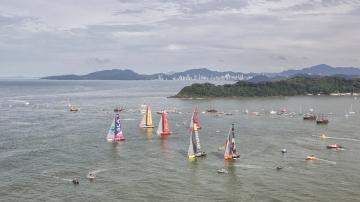 Itajaí In-Port Race