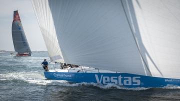 Lisbon stopover - Practice Race
