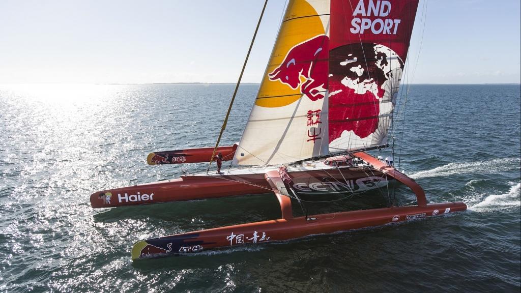 Go Guo Volvo Ocean Race